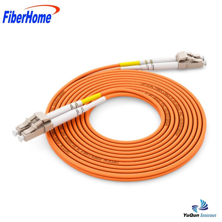 烽火LC多模千兆光纤跳线OM1-OM2